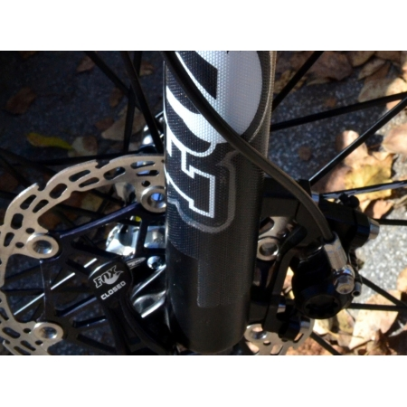 AMS Honeycomb Fork Guard