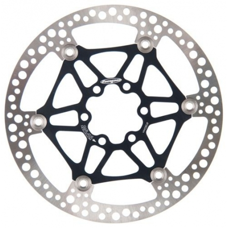 HOPE V2/V4 Vented Disc Rotor Black