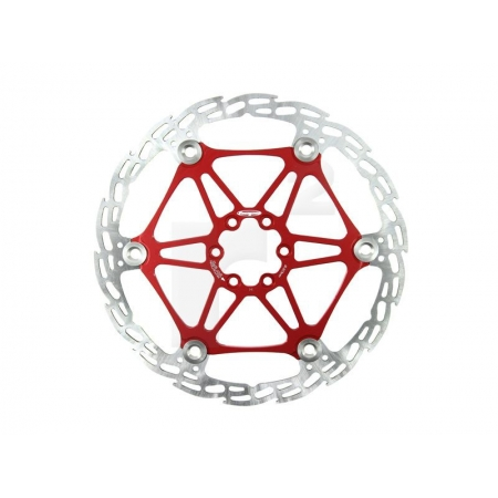 HOPE V2/V4 Vented Disc Rotor Red