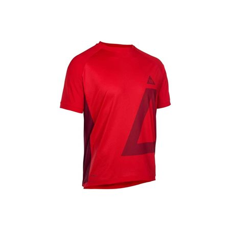 ION Bike Tee SS Traze Amp Red