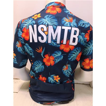 NSMTB Maillot Hawaiian GOBIK