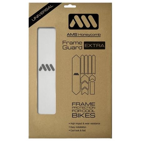 AMS Honeycomb Frame Guard EXTRA CLEAR