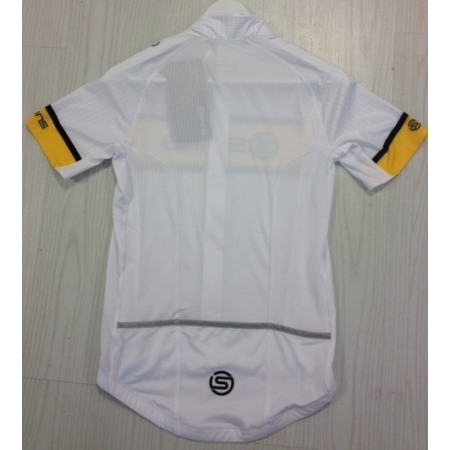 SKINS Cycle Men's S/S Team Jersey White